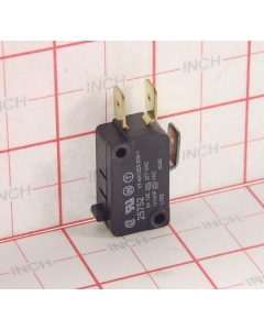 Honeywell - MICRO SWITCH - V7-4A13E9-000-1 - Switch, Miniature Basic Switch, Pushbutton. SPDT 5A 125V.