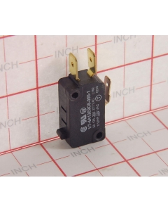 MICRO SWITCH - V7-4A13E9D8-000-1 - Switch, micro, pin plunger. SPDT NC 5A 125V.