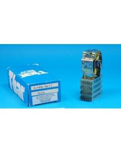 T-BAR - 907-48C48FS - 48VDC 4PDT Latching relay
