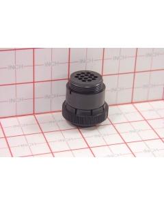 AMP INC - 206044-1 - Connector, circular. 14 Position plug.