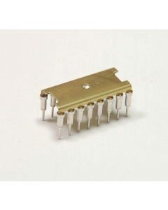 Unidentified MFG - 4-221 - Connector, IC socket. 16 Dip.