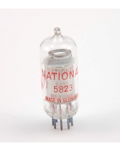 NATIONAL RADIO - 5823 - Tubes, vacuum. 200V PIV, 25mA