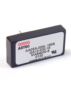 ASTEC - AA05A-024L-150S - Power Supply. In: 9-36V. Out: 15V 5W.