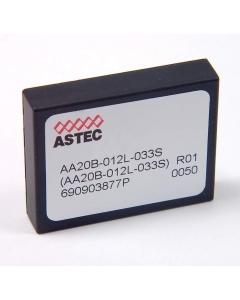 ASTEC - AA20B-012L-033S - DC-DC Converter. (9 to 36) V to 3.3 V.