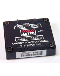 ASTEC - BK60A-048L-150F10G - 15V 10Amps OUT - 48V-In