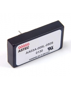 ASTEC - AA03A-005L-050S - 5V Out 3W - 5V-In