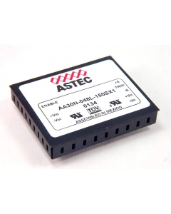 ASTEC - AA15A-048L-150S - 15V @1A OUT 20.0-72.0VDC