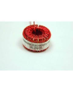 HURRICANE ELECTRIC - HL20374/AA - Inductor, toroid. 375uH.