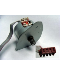 SEIKO EPSON - EM462 - Stepper motor 42mm Dia 4-wire
