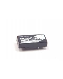 POWER GENERAL/NIDEC - DC2-2-5/15 - Dual 15V 65mA 2W Out 4.5-5.5VDC-Input