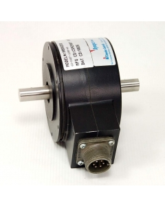 DYNAPAR / DANAHER - 62-CAEF-1200-A0 - Encoder, rotary. 1200PPR. Double ended.
