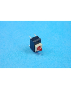 C&K Components - K6BL-OG-1.5-3N-L315 - Switch, Pushbutton, Momentary SPST NO.