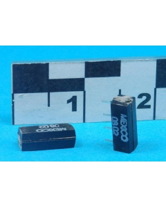 Crouzet Schneider GORDOS - 741A-7 - 24VDC SIP Dry Reed Relay,  Solid State Relay, Normally Open Contacts.
