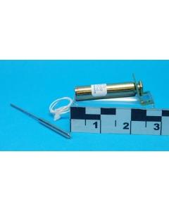 GUARDIAN - TP4X16-I-24D - Solenoid, Cylindrical DC. Push, 24VDC 0.35A 68.8 Ohm.