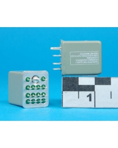 MAGNECRAFT/S&D - 782XDXH32-24A - Relay, AC. 4PDT 1Amp 24VAC.