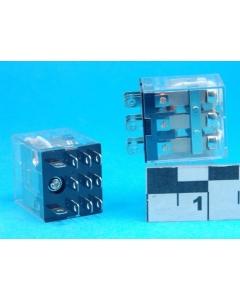 MAGNECRAFT/S&D - 78XCXL-120A - Relay, AC. Coil: 120VAC.