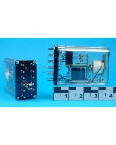 Magnecraft/S&D - B255XBAP-115/125D - Relay, control. DC. 2 (NC) 1 (NO) 1 (SPST) 125VDC.