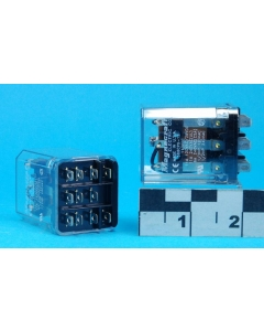 Magnercraft/S&D - W388CPX-12 - Relay, DC. 3PDT 11Amp 110VDC.