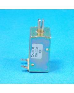 MAGNET SCHULTZ OF AMERICA - MSA 6635/0020 - S-0-6635 - Solenoid, DC. Coil: 24VDC 0.33A.