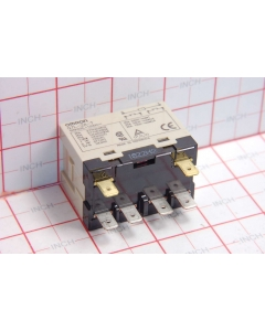 OMRON - G7L-2A-T-CB-DC12 - Relay, DC. Coil: 12VDC 25A.