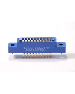 SULLINS - ESC10DRXH - Connector, PCB edge. 10 Pos F.