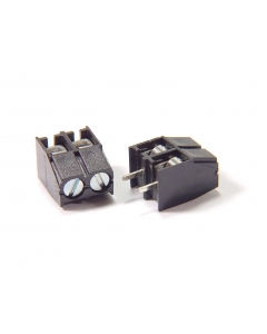 TE Connectivity - RDI AUGAT - 2MV-02 - Connector, terminal strip. 2P. Package of 8.