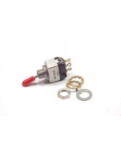 Cutler-Hammer / Eaton - 8876K14 - Switch, toggle. SPDT 2Amp 115V.
