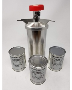 PERKIN ELMER - 236-1510 - SORPTION PUMP - High Vacuum - Liquid Nitrogen