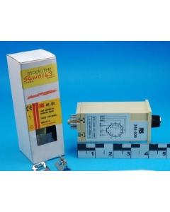 RS COMPONENTS - 346-609 - Liquid Level Sensing Relay - Top Adjust New