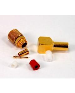 MALCO/MICRODOT - 5935-00-386-8902 - Connector. coax. RF 132-0202-0002.