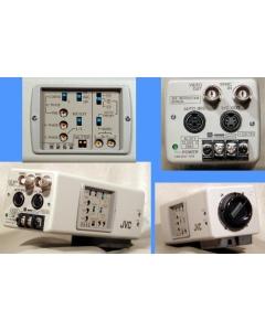 """JVC - TK1080/U - Color 1/2""""CCD Video camera head."""