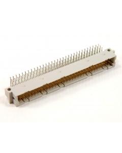 PANDUIT - DIN-96CPC-SR2-TR - Connector, rectangular. Male 96 Pin, 3 rows.