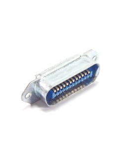 Amphenol-Tuchel - 57-10240 - Connector, rectangular. 24 M panel.