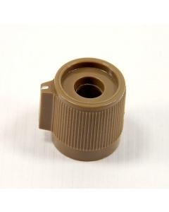 "Unidentified MFG - 285653-1 - Hardware, knob. For 1/4"" shaft."