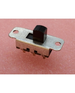 SWITCHCRAFT - 247432 - Switch, Slide. Contacts: DPDT, R Series.