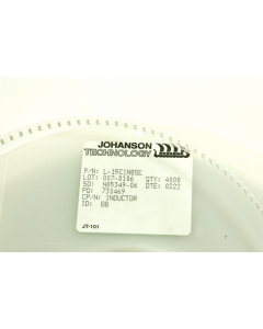 Johanson Technology - L-15C1N8SE - Inductor, ceramic. 0.0018uH.
