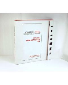JOHANSON DIELECTRIC - S-402-2 - Capacitor, kit. Full of Ceramic chip capacitors.