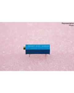 BOURNS - 3006W001102 - Resistor, trimming. 1K Ohm 3/4W.