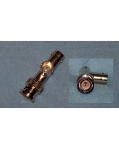 ITT POMONA ELECTRONICS - 4896 - Connector, BNC. Tee adapter, 1 x PLUG-2 x JACK.