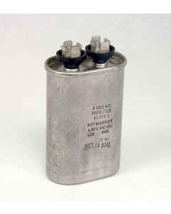 CDE - KKN44U405QPI - Capacitor, oil-filled. 4uF 440VAC 60HZ.