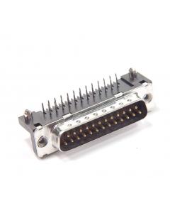 SCHUSTER ELECTRONICS - D25P33E4GX00 - 25 PIN MALE D-SUB