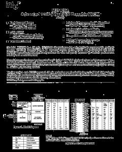 INTEL - D27128A - IC, EPROM. 128K Bit, 250ns.