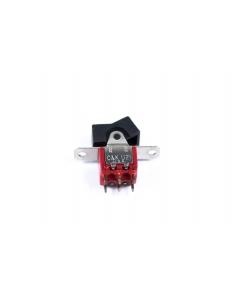 C & K Components - U21 - Switch, rocker. Min. DPDT 5A 125V.