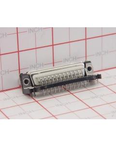 SOURIAU - DBV25S1464GT - Connector, D-Sub. DB25 female. RA.