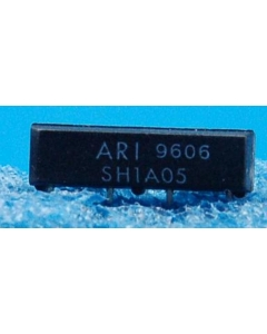 AMERICAN RELAYS - SH1A05 - Relay, reed. Input: 5VDC NO.