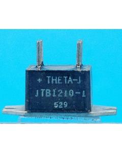 THETA-J - JTB1210-1 - Relay, solid state,  Triac-based. NO 20VAC, 10A output switch. Input control 9VDC.