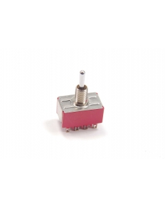 C & K Components - 7413SH3ZQE - Switch, toggle. 4PDT 5Amp 125VAC. Miniature.