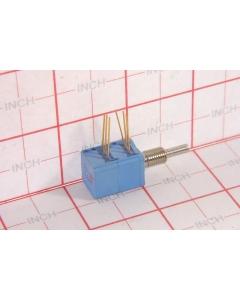 CLAROSTAT - 389N10K - Resistor, cermet potentiometer. 10K Ohm 1 watt.
