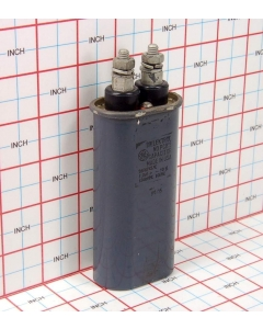 General Electric - 26F6742FC - Capacitor, Oil-Filled. 1uF 1500VAC.