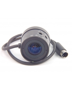 Burle - TC9903 - TV Lens HX 3.7mm 1:1.6 CS mount w/ remote